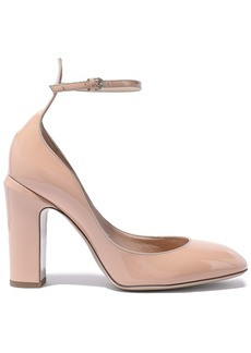 Valentino Garavani Woman Patent-leather Pumps Blush
