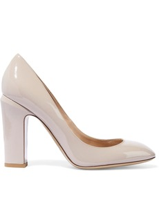 Valentino Garavani Woman Patent-leather Pumps Pastel Pink
