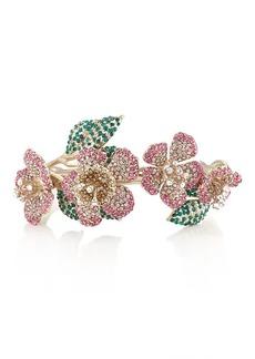 Valentino Garavani Women's Floral Cuff