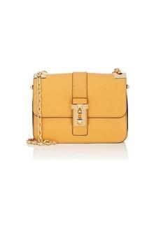 Valentino Garavani Women's Leather Shoulder Bag - Orange