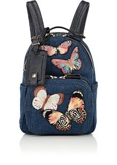 Valentino Garavani Women's Mini Denim Backpack