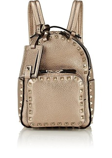 Valentino Garavani Women's Rockstud Mini Leather Backpack