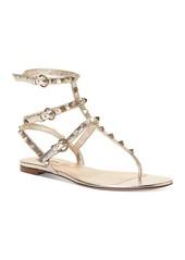 Valentino Garavani Women's Rockstud Thong Sandals