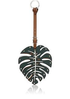 Valentino Garavani Women's Tropical Dream Leaf Bag Charm - Green