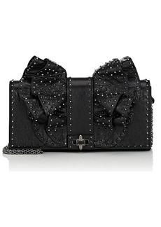 Valentino Garavani Women's Very V Leather Shoulder Bag - Black