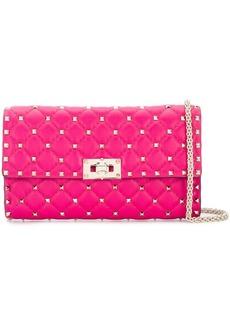 Valentino Garavni Rockstud Spike chain bag