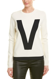 Valentino Graphic Sweater