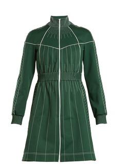 354325c6ee1 Valentino Valentino Skyline-print high-neck tunic dress | Dresses