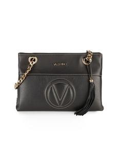 Valentino by Mario Valentino Karina Leather Shoulder Bag
