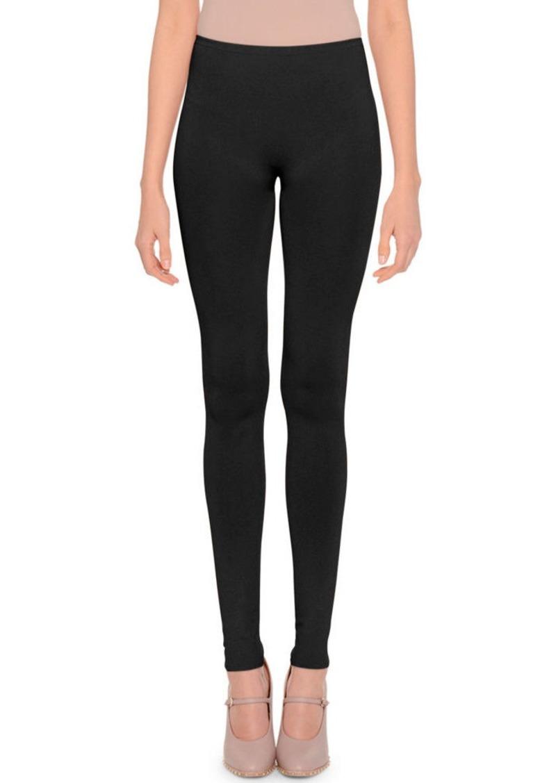 Valentino Knit Slim-Fit Leggings