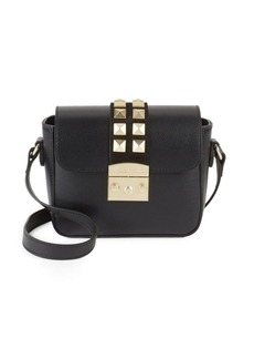 Valentino by Mario Valentino Lalie Studded Leather Satchel