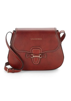Valentino by Mario Valentino Lucy Leather Shoulder Bag