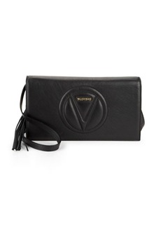 Valentino by Mario Valentino Lena Covertible Leather Clutch