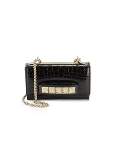 Valentino Link Chain Convertible Clutch