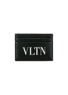 Valentino Logo Card Holder