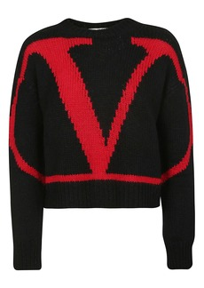 Valentino Logo Sweater