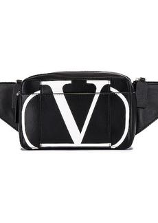 Valentino Logo Waist Bag