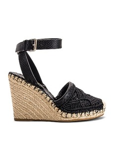 Valentino Marrakech Wedge Espadrille