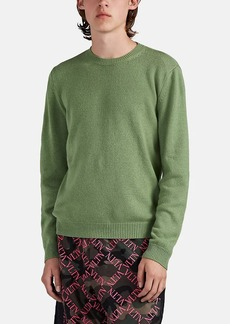 Valentino Men's Stud-Detailed Cashmere Sweater