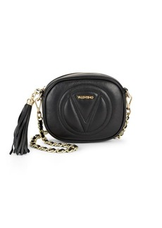Valentino by Mario Valentino Nina Leather Crossbody Bag
