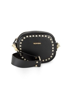 Valentino by Mario Valentino Nina Studded Leather Crossbody Bag