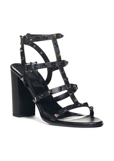 Valentino Noir Rolling Rockstud Sandal (Women)