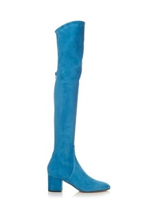 Valentino Over-the-knee suede boots