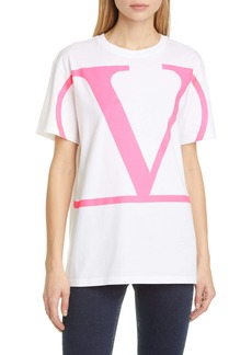 Valentino Oversized Logo T-Shirt