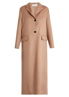 Valentino Pano single-breasted wool and cashmere-blend coat