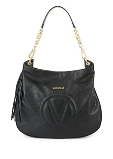 Valentino by Mario Valentino Penelope Leather Shoulder Bag