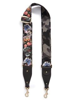 Valentino Rockstud - Camu Butterfly Guitar Bag Strap