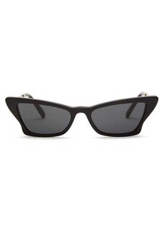 Valentino Rockstud cat-eye acetate sunglasses