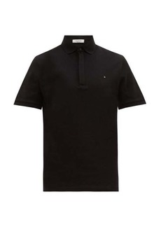 Valentino Rockstud cotton polo shirt
