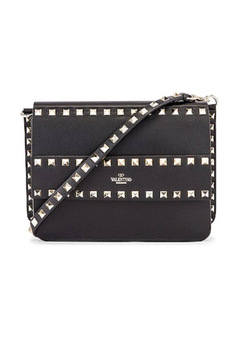 Valentino Rockstud Crossbody Camera Bag