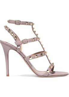 Valentino Rockstud embellished leather sandals