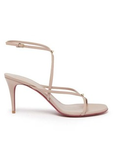 Valentino Rockstud-embellished leather sandals
