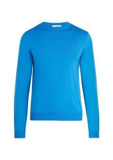 Valentino Rockstud-embellished wool sweater