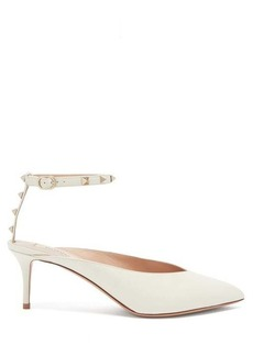 Valentino Rockstud Hype leather pumps