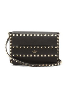 Valentino Garavani Rockstud leather cross-body bag