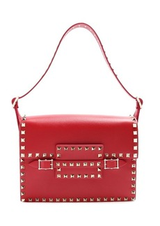 Valentino Rockstud leather shoulder bag