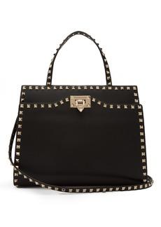 Valentino Rockstud medium leather bag