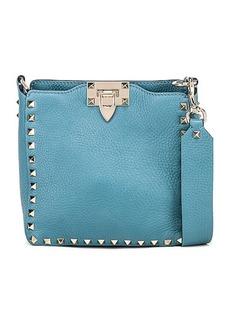 Valentino Rockstud Mini Hobo Bag