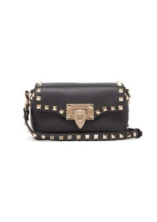 Valentino Rockstud mini leather cross-body bag