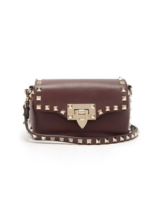 Valentino Rockstud mini leather cross-body bag