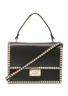 Valentino Rockstud No Limit Top Handle Bag