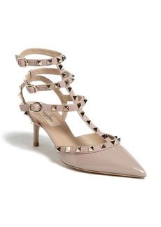 Valentino Rockstud Pointy Toe Pump (Women)