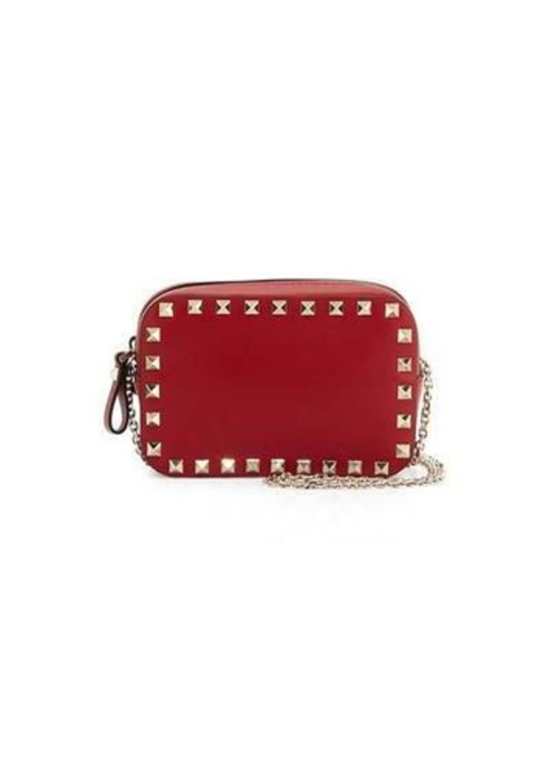 best loved great discount discount shop Valentino Valentino Rockstud Small Chain Camera Crossbody Bag | Handbags