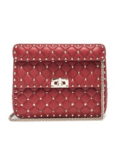 Valentino Rockstud Spike Medium Shoulder Bag