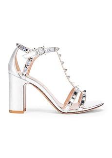 Valentino Rockstud Strap Heels