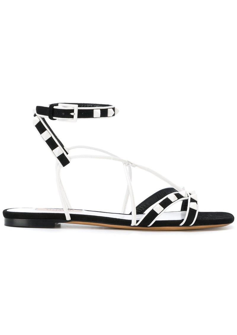 Valentino Valentino Garavani Free Rockstud sandals - White